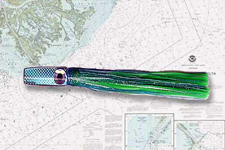 Lena is a smaller yap style lure.